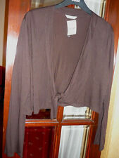 Marks and Spencer Plus Size Tie Women's Jumpers & Cardigans