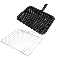 Small Grill Pan Rack & Adjustable Shelf for Candy Oven Cooker