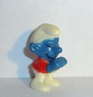 MUSIKUS SCHLUMPF (ohne Zubehör) E.D.D.S. Schlümpfe 1981 ORIGINAL