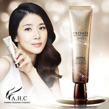 Korean Cosmetics AHC Eye Cream Anti-aging Private Real for Face 30mLX1ea +Gift