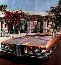 1970 Pontiac Catalina convertible, Refrigerator Magnet, 40 MIL