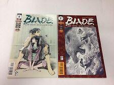 Blade Of The Immortal Rin's Bane #1 #2 Hiroaki Samura