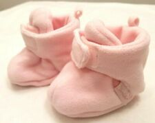 Sterntaler Baby-Schuhe -Gr. 15/16 4-6M - Nicki-Wagenschuhe Stiefel  rosa Klett