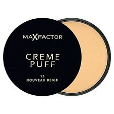 "Max Factor Creme Puff Refill Compact Powder ""Choose Your Option"""