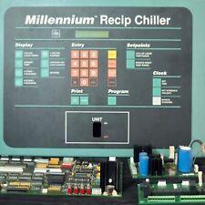 Lot 4 York 024-25504-000 Millenium Recip Chiller Control Panel, 031-01095-002...
