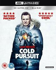 Cold Pursuit 4K [Blu-ray] [2019]