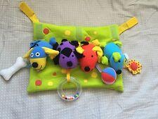 Botas De Actividad Juguete para bebés a menudo utilizado para espejo