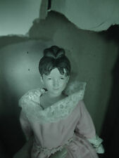 Powerful Dybbuk Doll The Pink Lady Active Energy EVP Mysterious Sighting Dreams