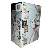LOONEY TUNES GOLDEN COLLECTION Complete Series DVD 1-6 Box set New sealed Gift