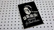 Comodín Miracles de Frank Garcia -libro