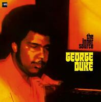 GEORGE DUKE - THE INNER SOURCE  2 VINYL LP NEU