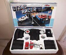 circuit voiture électrique ancien stunt racer
