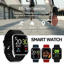 Sports Activity Tracker Fitness Smart Watch IP67 Fit bit style Fast Shipping UK