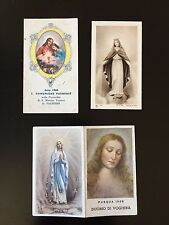 Lotto 3 santini antichi / Holy Cards / Image Pieuse / Heiligenbild / Estampa