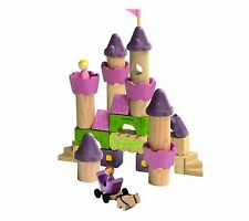 Plan Toys Fairy Tale Blocks - NEW Christmas Gift Kids Pretend Play Story Telling