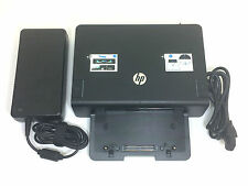 HP 230 Watt Advanced Docking Station - NZ222UT#ABA - With 230W Power Adapter