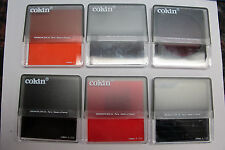 6 VARIOUS COKIN PROFESSIONEL FILTERS  (LOT- #4/4)