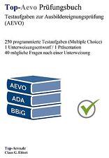 Top-AEVO Prüfungsbuch - Vorbereitung auf die Ausbildereignungsprüfung