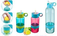 Citrus Zinger Sport Pink Blue Kid Zinger Water Bottle 470ml /790ml Zing Anything