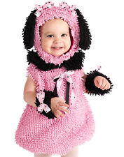 Precious Pink Poodle Infant Baby Girl Halloween Costume Infant (12-18 Months)