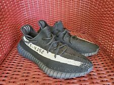 🔥ADIDAS YEEZY BOOST 350 V2 OREO BLACK MEN SIZE 13 BY1604 100% AUTHENTIC
