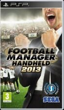 PSP -- Football Manager Handheld 2013 -- NUOVO