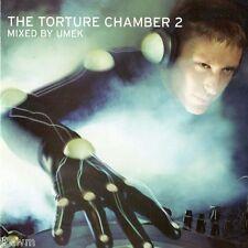 Umek The Torture Chamber 2 - CD MIXED - TECHNO