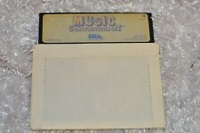 Music Construction Set Commodore 64 5.25 Media