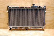 90-97 Mazda Miata Aluminum Radiator + Side Mounts + Cap  1.8l 1.6l  Dual Core