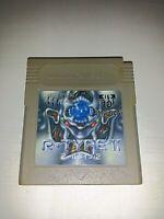 Original GameBoy Game R-Type II 2 w/ Plastic Case DMG-RZA *Used* *Japan*