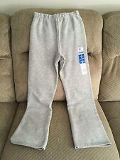 Champion C9 Girls Cotton Fleece Banded Bottom Heather Grey 7-8 Medium