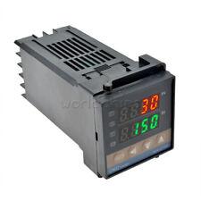 Rex C100 0 400 C Digital Pid Temperature Controller Ssr K Type Thermocouple