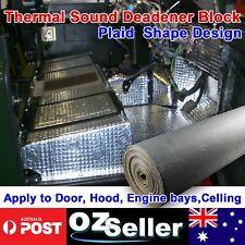 Heat Insulation/Reduce Thermal,Noise Damping/Car Solutions,Auto Van Caravan Ute.