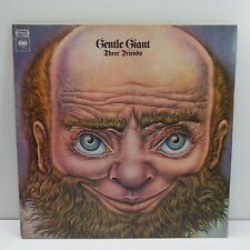 GENTLE GIANT - THREE FRIENDS / VINYL LP (T73)