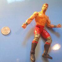 WWF Jakks Wrestling Chris Crippler Benoit Action Figure WWE WCW ECW NWO