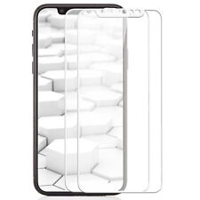 2x 3D Displayschutz Hartglas für iPhone X - komplett Full Cover 9H Echt Glas