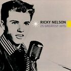 RICKY NELSON - 25 GREATEST HITS CD ~ HELLO MARY LOU +++ BEST OF RICK *NEW*