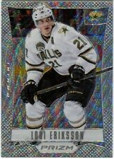 Loui Eriksson 2013 Panini Father's Day Prizm PULSAR REFRACTOR /30 or less D1195