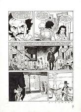 """EUGENIO SICOMORO -  Magico Vento  n.17  """"Il collezionista"""" -  p. 7"""