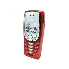 Phone Mobile Phone Nokia 8310 Red Red Gsm Small Lightweight Top Quality