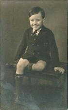 Schoolboy Smile Vintage 'Bobby C' , school blazer and tie     QS.1051