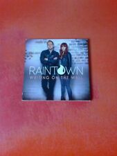 RAINTOWN Writing On The Wall CD Album!