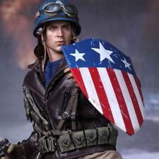 Hot Toys Captain America RESCUE UNIFORM MMS180 Sideshow Exclusive