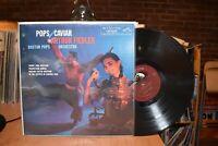 Arthur Fiedler Boston Pops Caviar LP RCA LM-2202 Mono