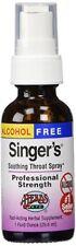 Suplemento Herbal En Spray Sin Alcohol Para El Dolor E Irritación De Garganta