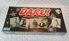 Vintage DARE! Board Game Parker Brothers 1988 SEALED