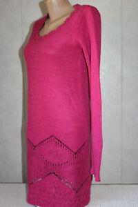 ODD  MOLLY  Damen  Pullover – Kleid, Rose  Gr. M(2)