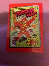 SKYBOX THE SIMPSONS RADIOACTIVE MAN CARD UK SELLER
