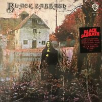 Black Sabbath by Black Sabbath (180g LTD. Red Vinyl),2016, Rhino (Label))
