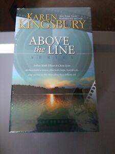 Above the Line: Above the Line Vols. 1-4 by Karen Kingsbury (2010, Paperback)